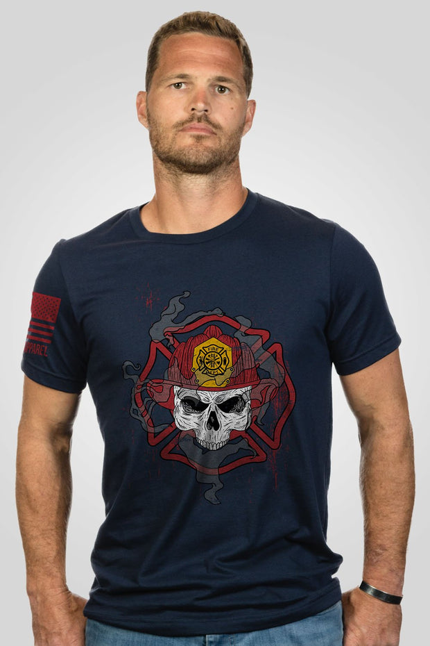 Men's T-Shirt - Fueled By Fire