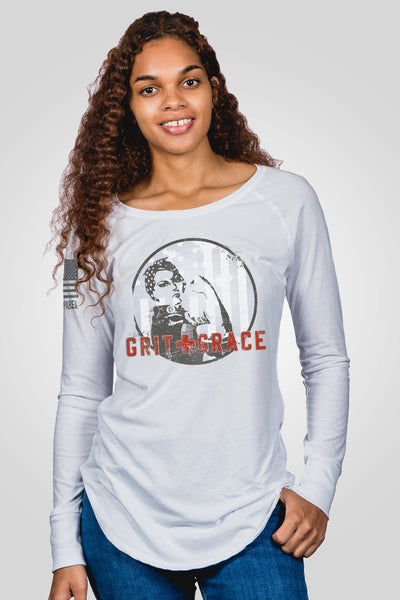 Women's Long Sleeve - Grit and Grace