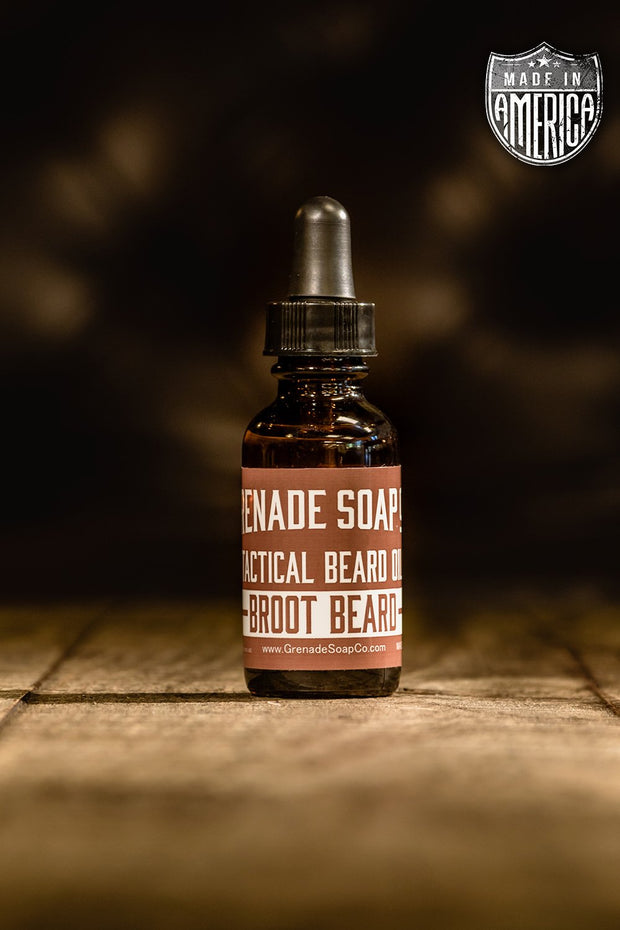 Grenade Soap Co - Beard Oil