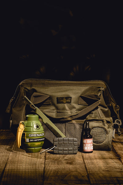 Grenade Soap Co - DOPP Kit
