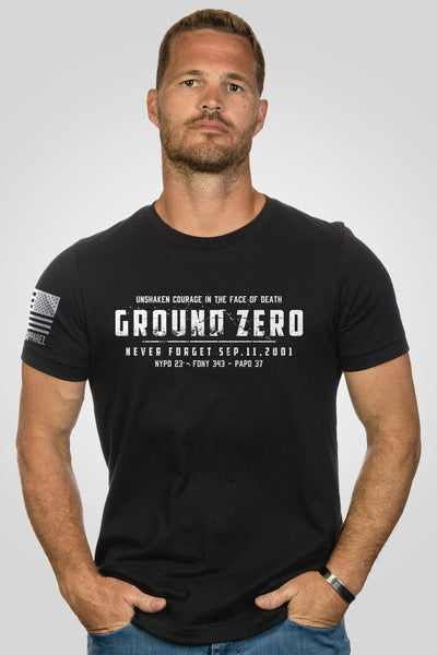 Men's T-Shirt - Ground Zero