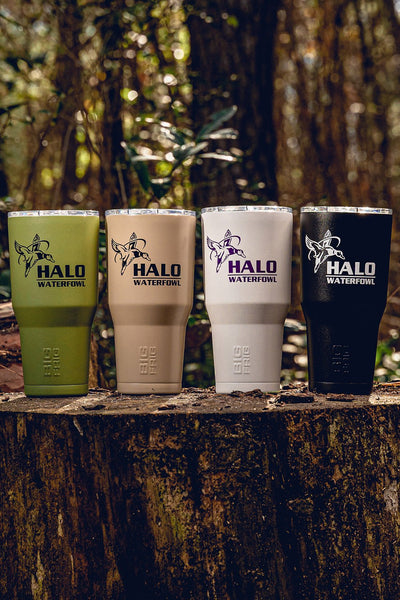 BF 30 oz Tumbler - Halo Waterfowl