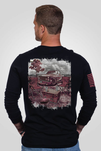 Men's Long Sleeve - Hagan Strong