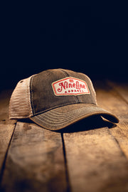 Classic Trucker Hat - Red NLA Patch