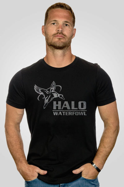 Men's T-Shirt - Halo Waterfowl Logo