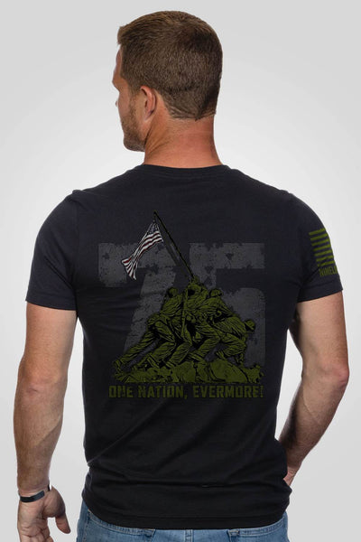 Men's T-Shirt - Iwo Jima 75th