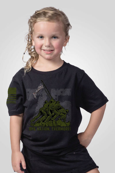 Youth T-Shirt - Iwo Jima 75th