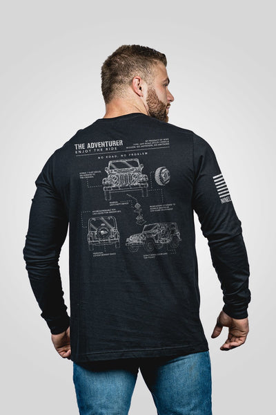 Men's Long Sleeve - The Adventurer [LTD]