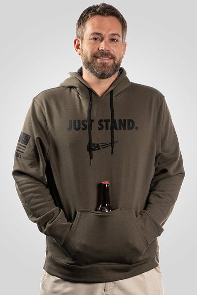 Tailgater Hoodie - Just Stand