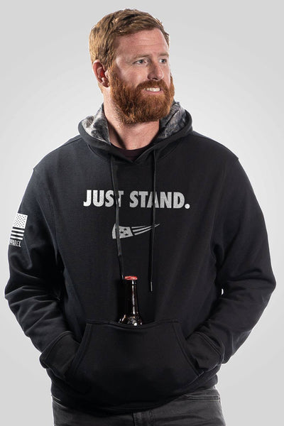 Overwatch Tailgater Hoodie - Just Stand
