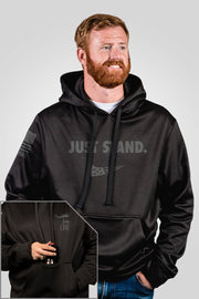 Athletic Tailgater Hoodie - Just Stand