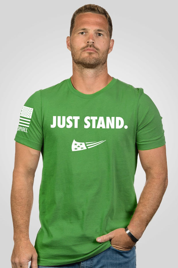 Men's T-Shirt - Clearance Just Stand