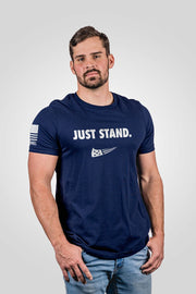 Men's T-Shirt - Just Stand