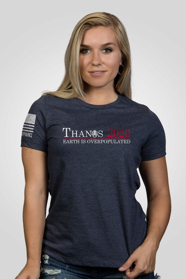 Women's Relaxed Fit T-Shirt - Leviathan 2020