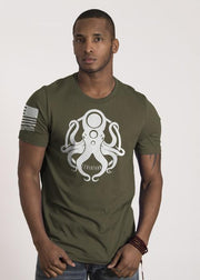 Men's T-Shirt - Leviathan Power