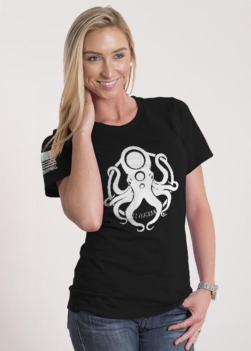 Women's Relaxed T-Shirt - Leviathan Power