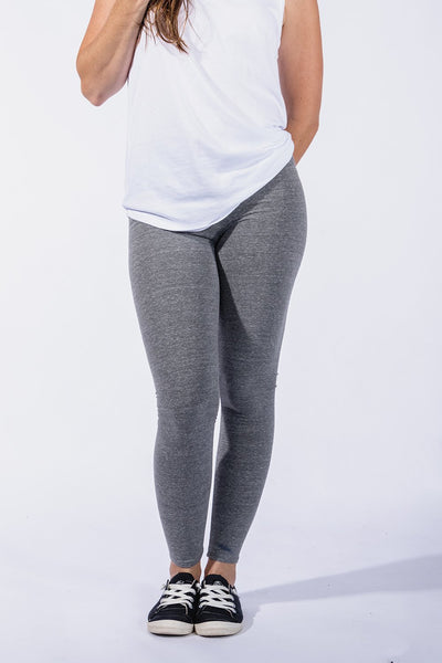 Women's Leggings - Drop Line