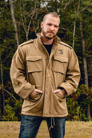 Soft Shell Field Jacket