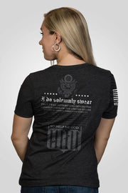 Women's Relaxed Fit T-Shirt - The Oath