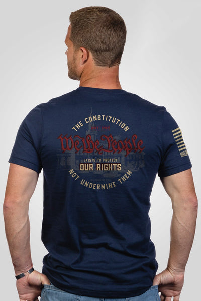 Men's T-Shirt - The People [Patriots Club Exclusive]
