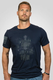 Men's T-Shirt - Oz-Be The Calm