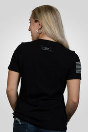 Women's Relaxed Fit T-Shirt - Oz-Be The Calm