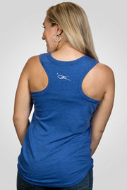 Women's Racerback Tank - Oz- Courage
