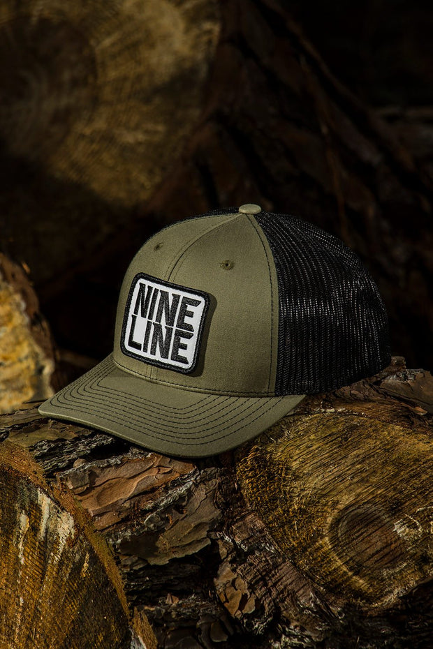 Nine Line Patch Hat by Richardson