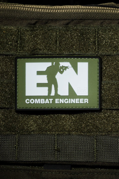Combat Engineer PVC Patch