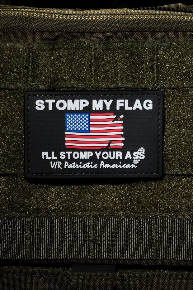 Stomp PVC Patch