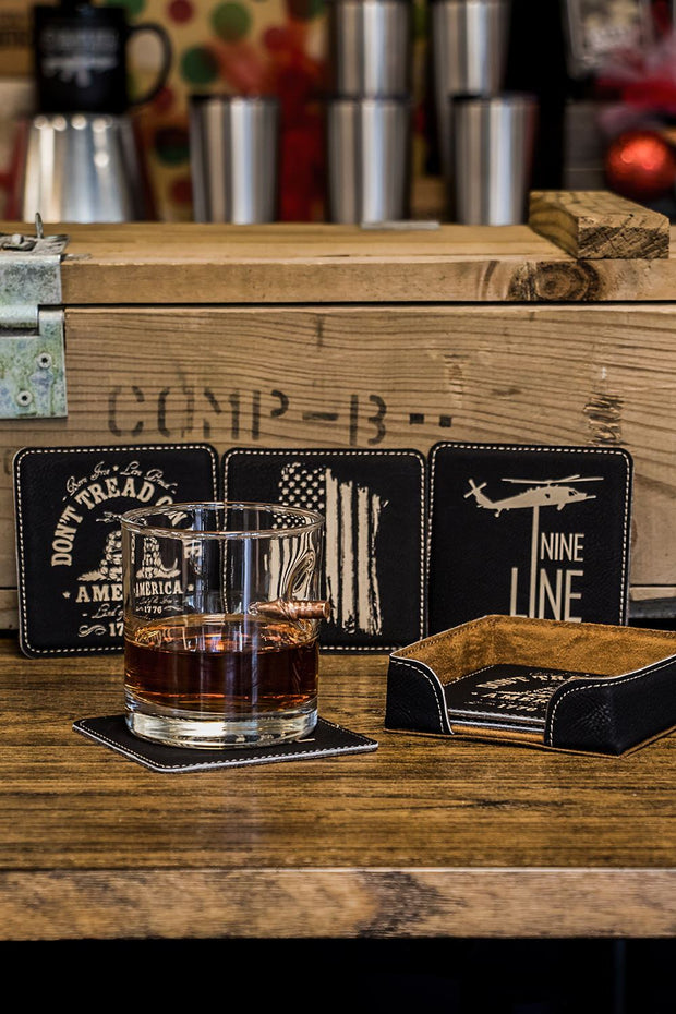 Nine Line Coasters - 6 Pack