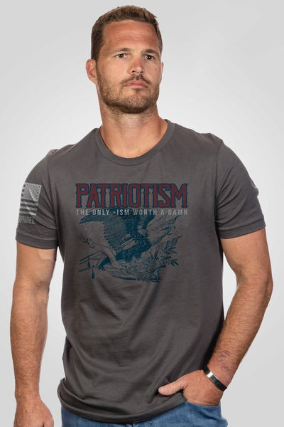 Men's T-Shirt - Patism [Patriots Club Exclusive]