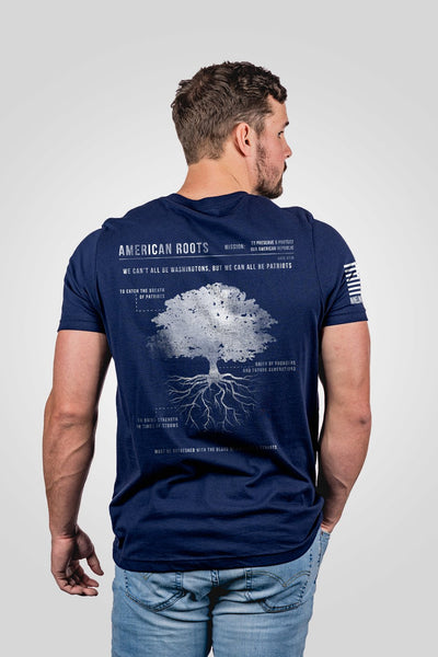 Men's T-Shirt - American Roots [Patriots Club Exclusive]