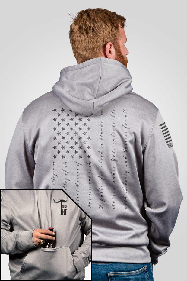 Athletic Tailgater Hoodie - The Pledge