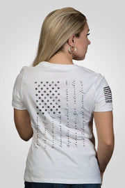 Women's Relaxed Fit T-Shirt - The Pledge