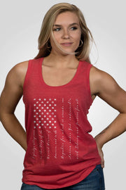 Women's Racerback Tank - The Pledge