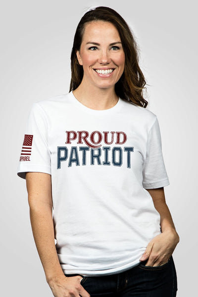 Boyfriend Fit T-Shirt - Hannity- Proud Patriot
