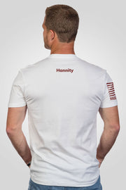 Men's T-Shirt - Hannity- Proud Patriot