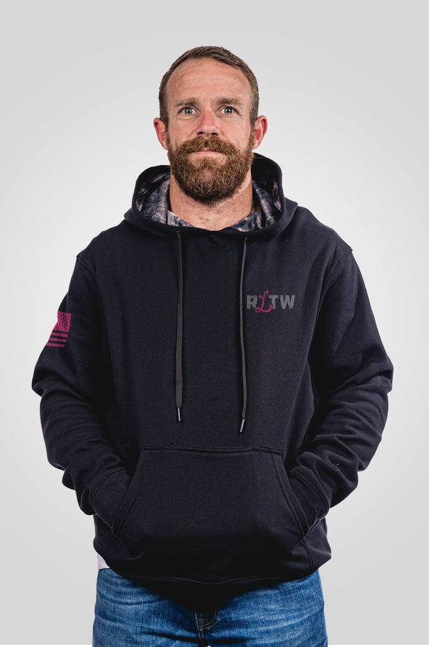 Overwatch Tailgater Hoodie - 1/75 Rangers - Breast Cancer