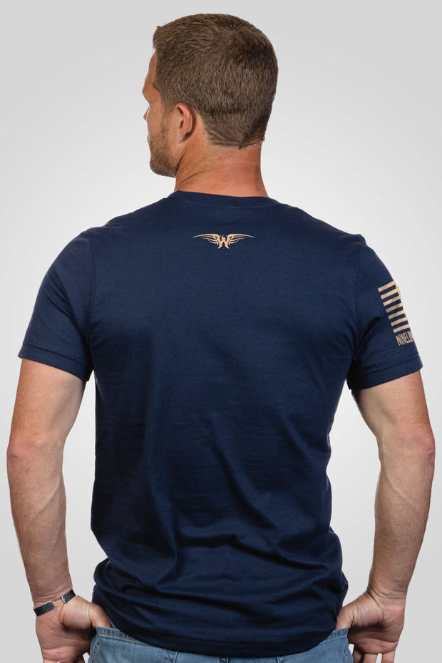 Men's T-Shirt - The American Spirit