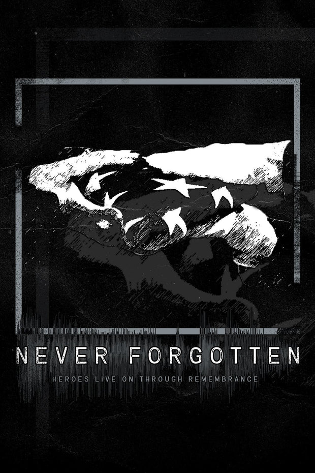 Men's T-Shirt - Never Forgotten