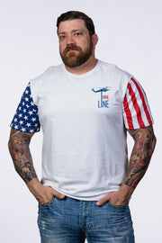 Men's T-Shirt - Freedom Sleeves