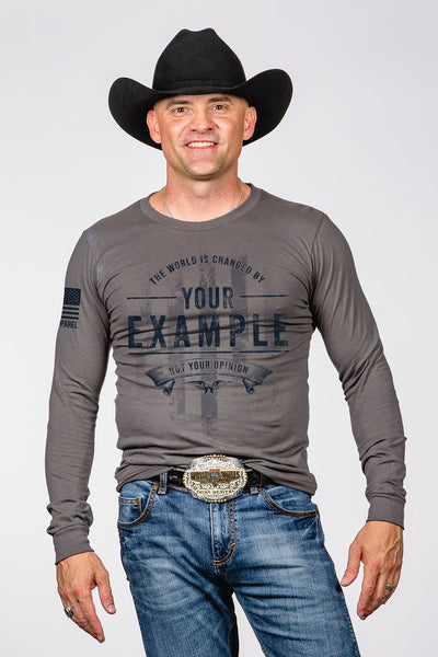 Men's Long Sleeve - By Your Example