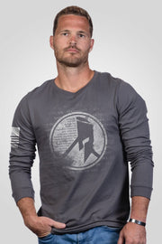 Men's Long Sleeve - Sacred Warrior