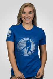 Women's Relaxed Fit T-Shirt - Sacred Warrior