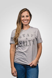Seasonal Boyfriend Fit T-Shirt - SFG - Stay Salty