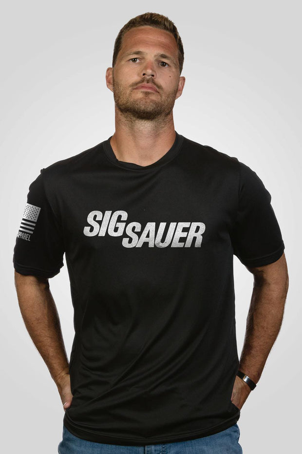Moisture Wicking T-Shirt - Sig Sauer Eagle