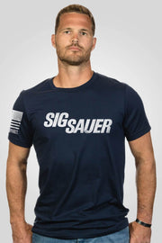 Men's T-Shirt - Sig Sauer Eagle