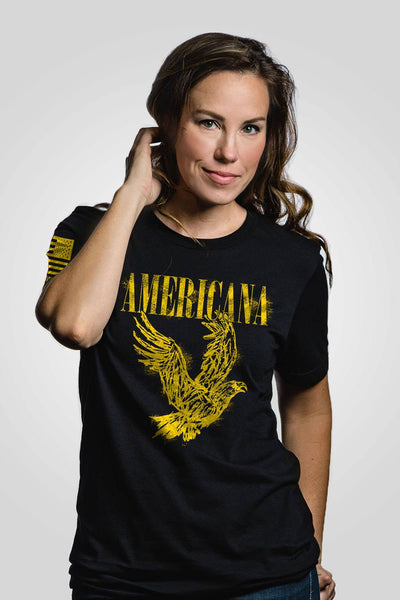 Boyfriend Fit T-Shirt - Smells Like American Spirit