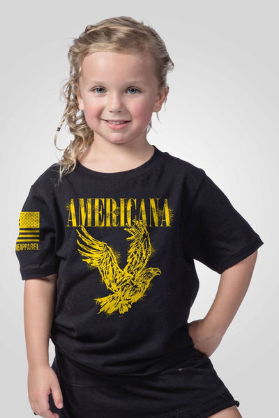 Youth T-Shirt - Smells Like American Spirit